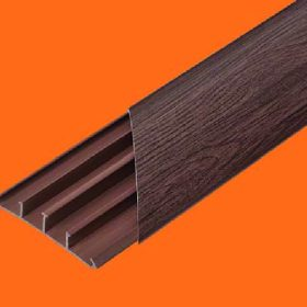 Colored Overfloor Cable Trunkings