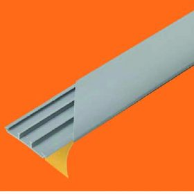 Overfloor Cable Trunkings Adhesive Type